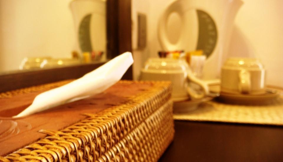 Puri Sading Hotel Bali - Fasilitas