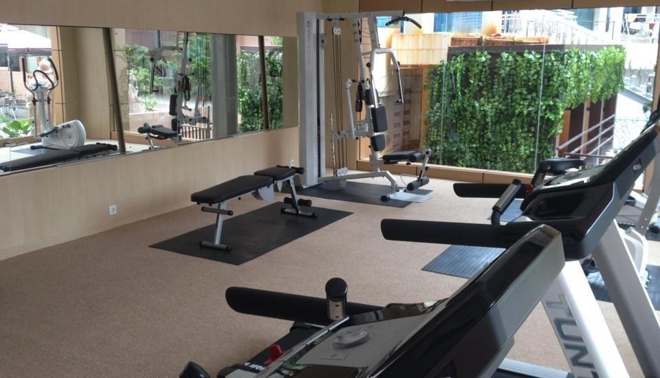 Mega Lestari Balikpapan - Fitness Center