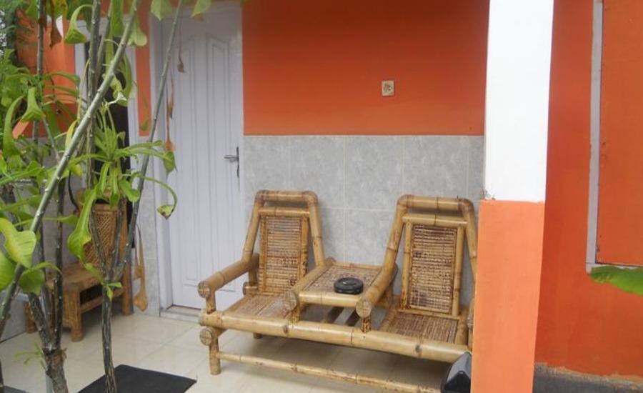 Andi Homestay Lombok - Eksterior