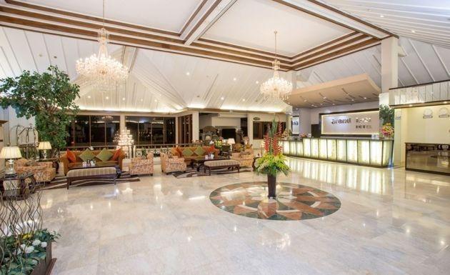 Grand Legi Lombok - Lobby