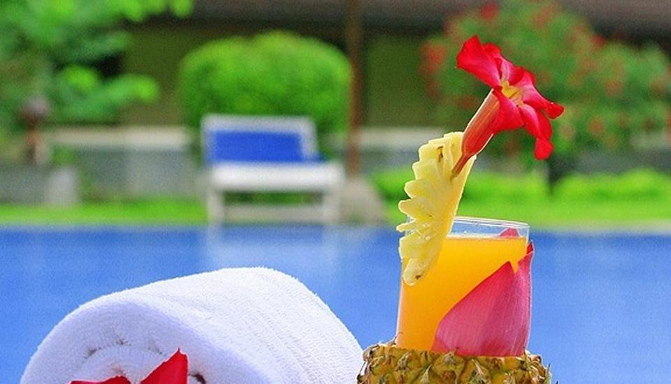 Grand Legi Lombok - pool 1