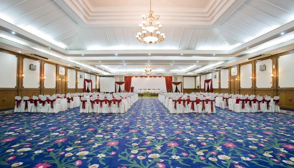 Grand Legi Lombok - Ballroom