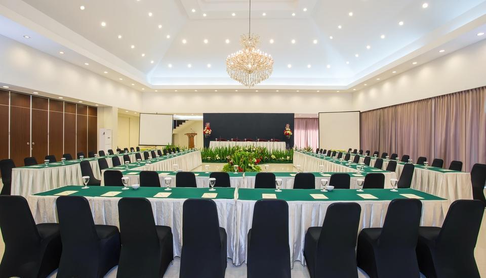Grand Legi Lombok - Lavender Ballroom