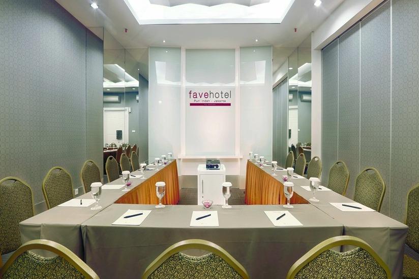 favehotel Puri Indah Jakarta - Ruang Rapat