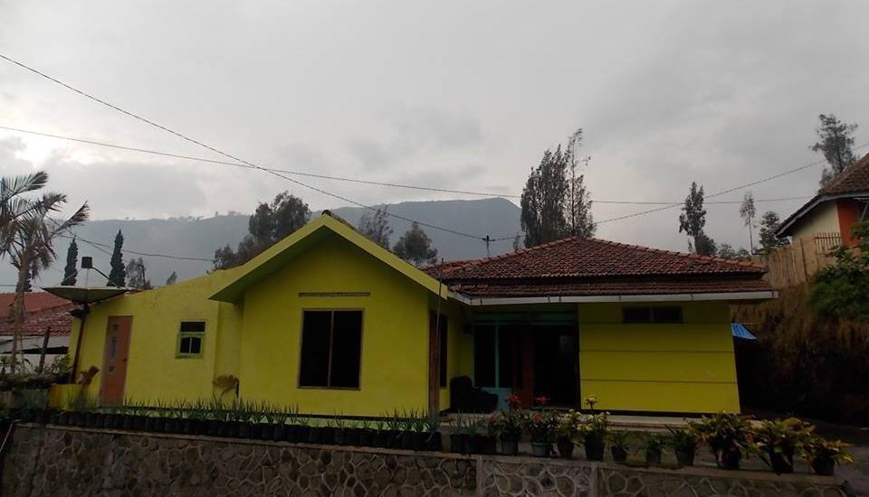 Homestay Anggun 3 @ Bromo Probolinggo - Eksterior