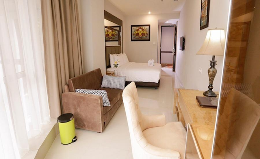 Daily Inn Hotel Jakarta Jakarta - Executive Room #WIDIH - Pegipegi Promotion