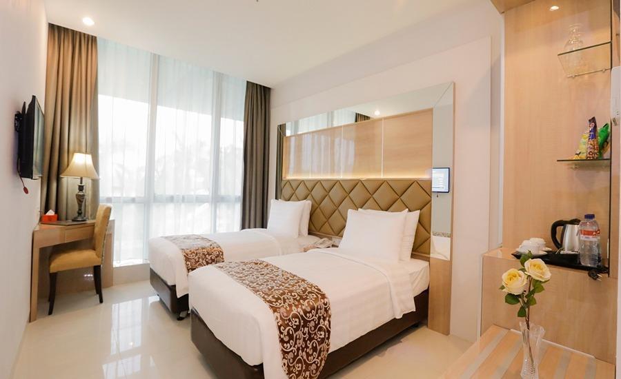Daily Inn Hotel Jakarta Jakarta - Superior Twin Room #WIDIH - Pegipegi Promotion
