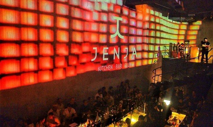 TS Suites Bali - TS_Suites_Leisure_Seminyak - Jenja Day & Night Club