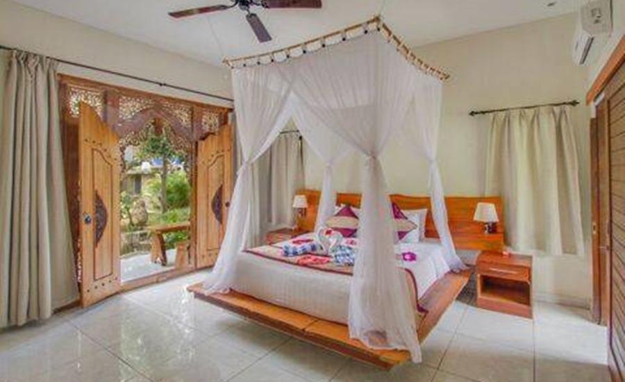 Warisan Villa Lembongan Bali - 2 Bedroom Villa Regular Plan