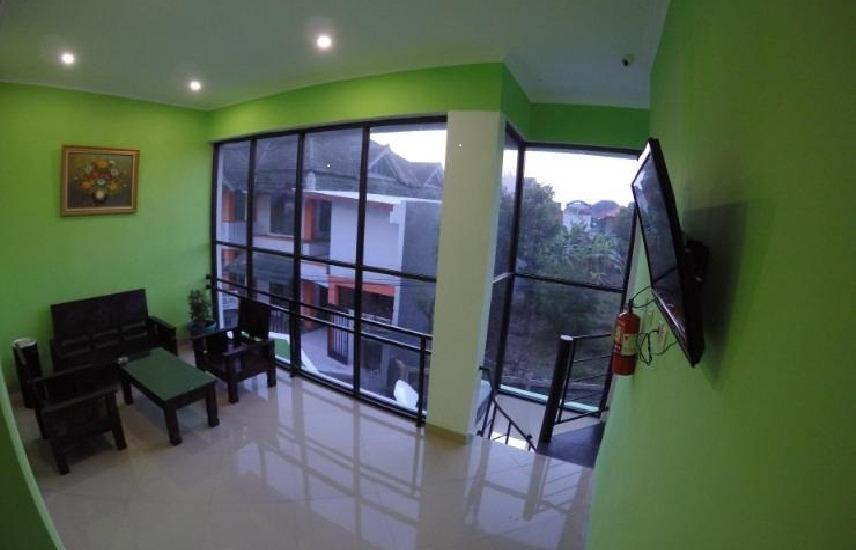 The Green House Yogyakarta - Ruang tamu
