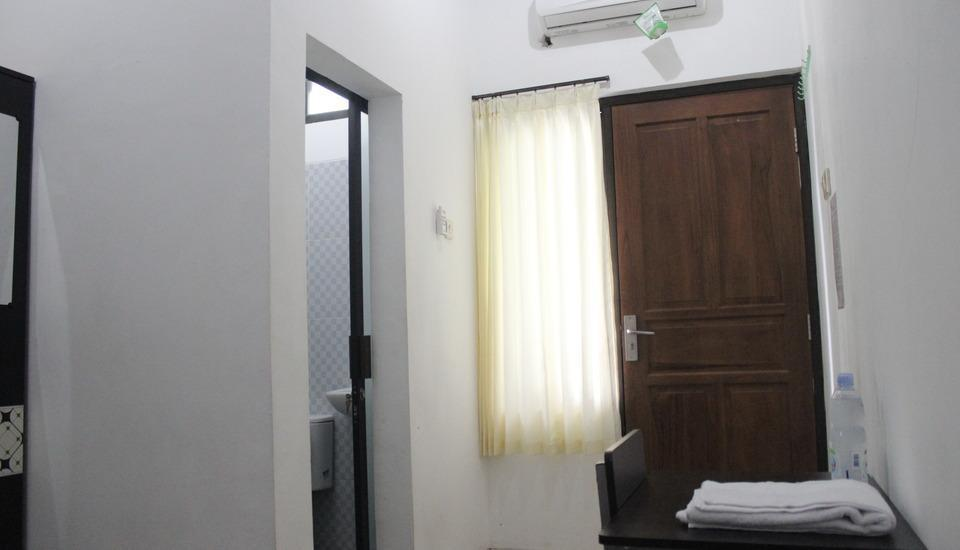 The Green House Yogyakarta - kamar