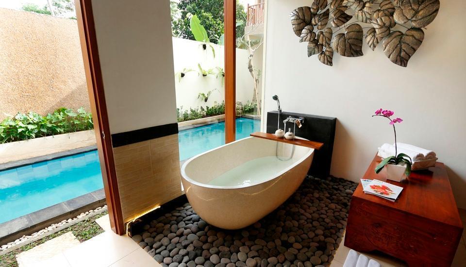 Ashoka Tree Resort at Tanggayuda Bali - Bak Mandi