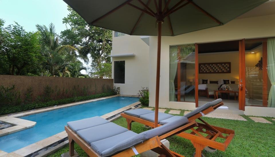 Ashoka Tree Resort at Tanggayuda Bali - Two Bedroom Pool Villa