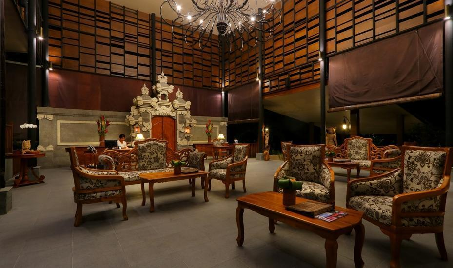 Ashoka Tree Resort at Tanggayuda Bali - Lobby
