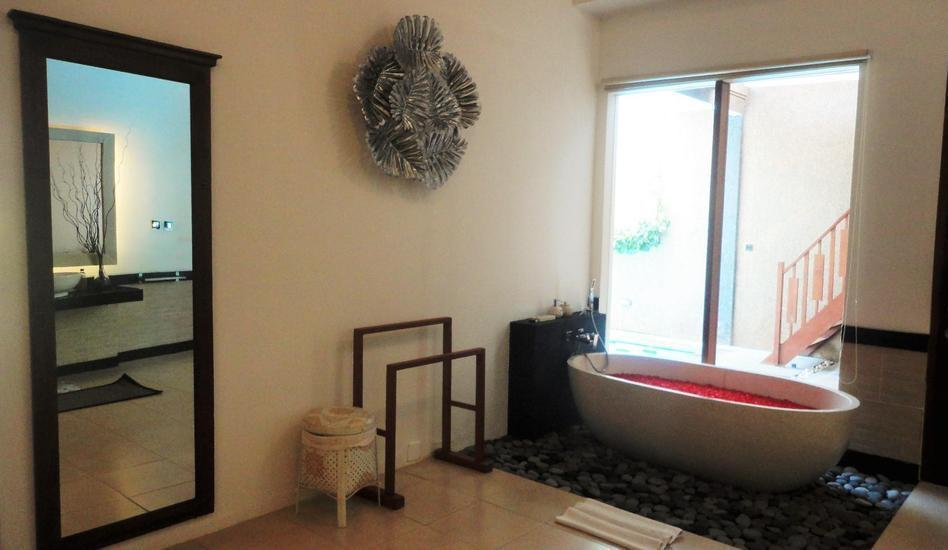 Ashoka Tree Resort at Tanggayuda Bali - Villa 1 Kamar dengan Kolam Pribadi dan Dek Luas Hanya Kamar Min Stay 3N