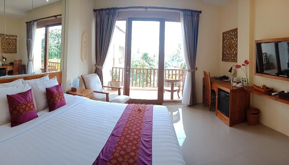 Ashoka Tree Resort at Tanggayuda Bali - Valley Suite Pool View Room Only  Regular Plan