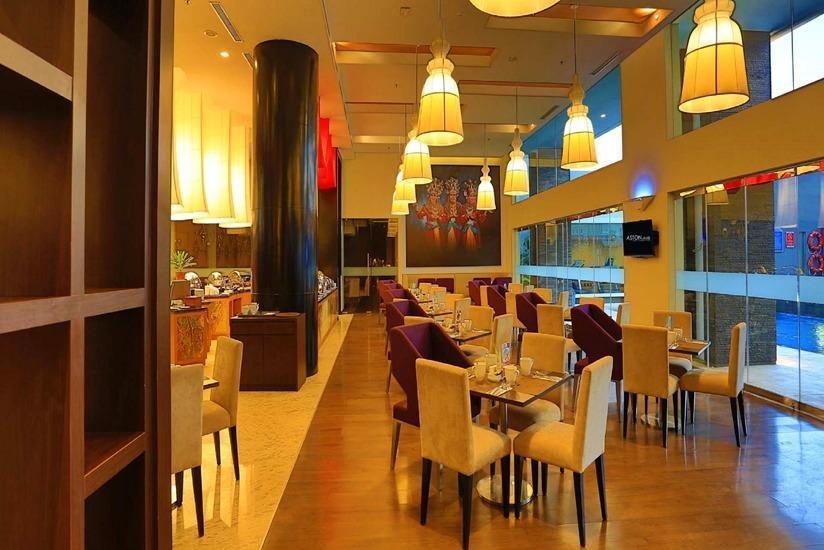 Aston Jambi Hotel Jambi - Jade Restaurant
