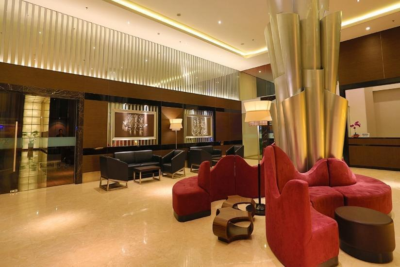 Aston Jambi Hotel Jambi - Lobi