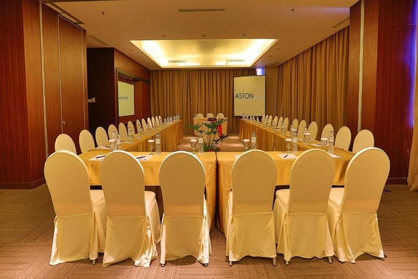 Aston Jambi Hotel Jambi - Ruby Room