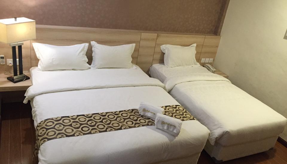 Hana Hotel Batam - Kamar Suite 2