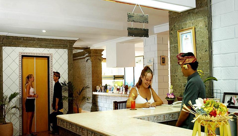 Vilarisi Hotel Bali - Tempat Check In