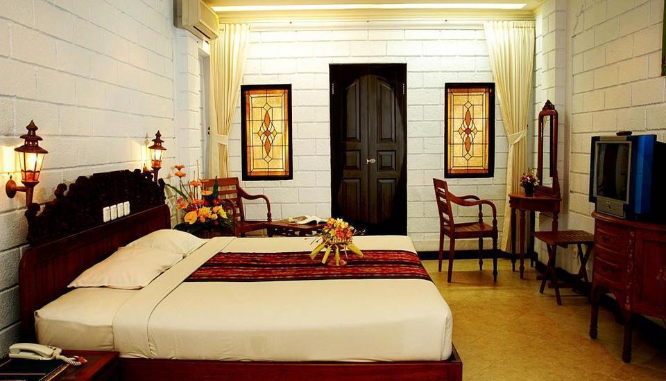 Vilarisi Hotel Bali - Kamar Deluxe