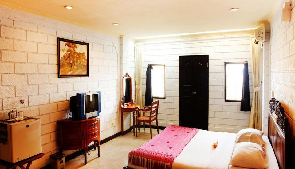 Vilarisi Hotel Bali - Deluxe Room (Room Only) Promotion 50%