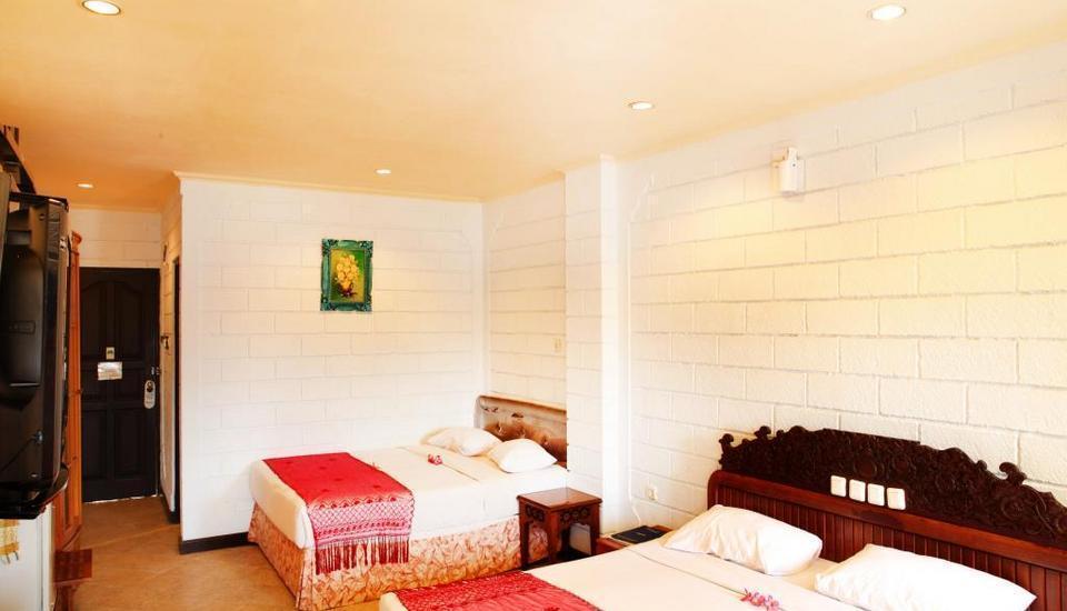 Vilarisi Hotel Bali - Family Room (Room Only) Promo 50%