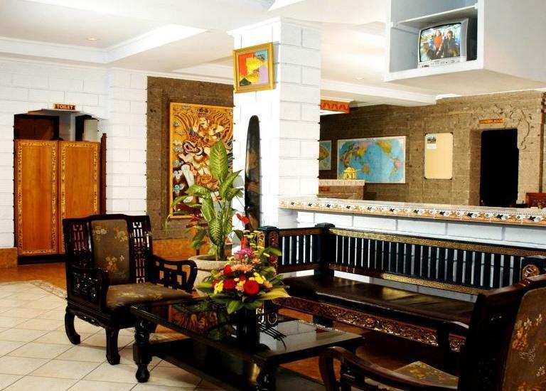 Vilarisi Hotel Bali - Lobi