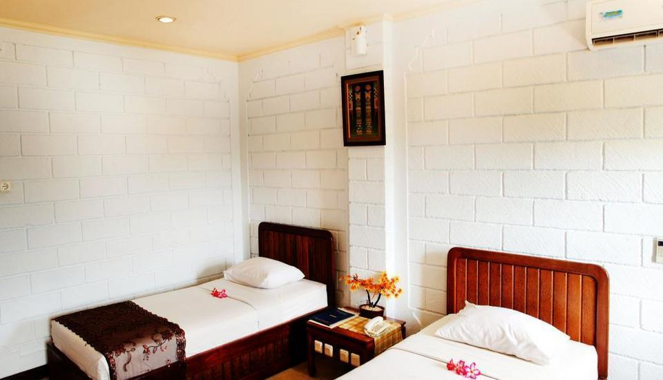 Vilarisi Hotel Bali - Superior Twin
