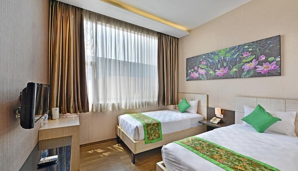 Hotel Lotus Subang - Superior Twin Room Regular Plan