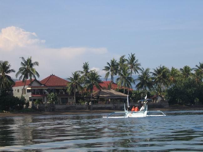 Adirama Beach Hotel Bali - Menghadap ke pantai