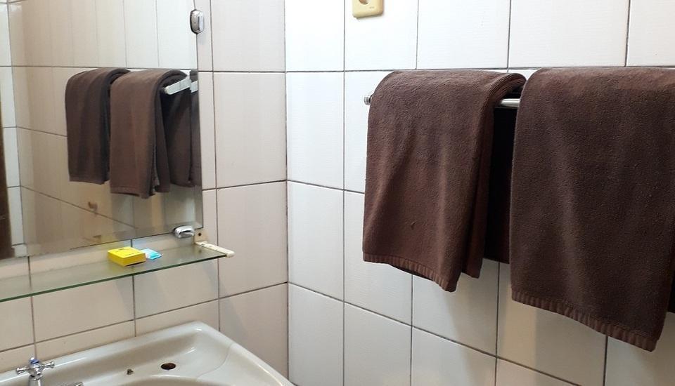 Kenangan Hotel Bandung - Kamar mandi Kamar Deluxe