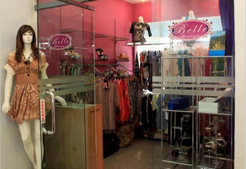 Bilique Hotel Bandung - Belle Boutique