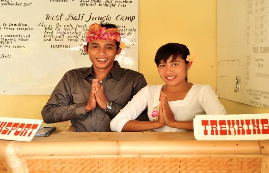 Arlina's Bungalow Bali - Resepsionis