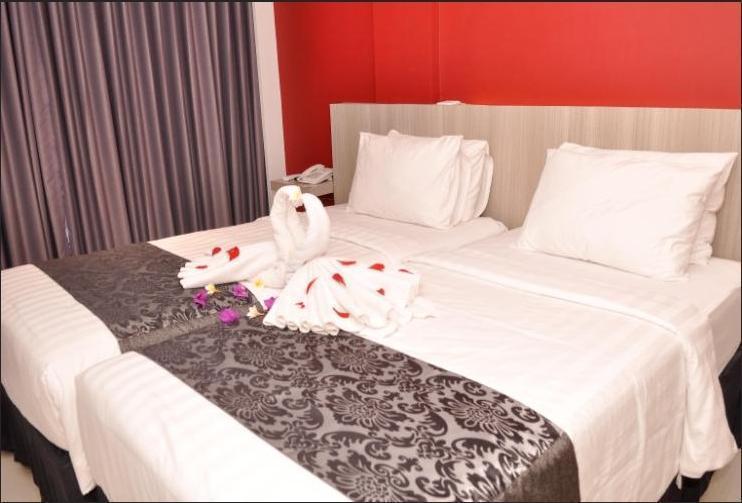 The Kusma Hotel Semarang - Cassablanca Deluxe Twin