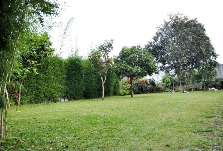 The Kusma Hotel Semarang - Garden