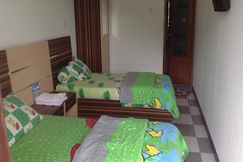 Solagracia Homestay Bangka - Cottage Deluxe For One Person Regular Plan