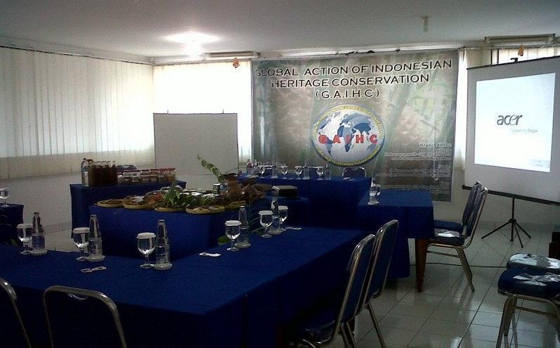 Gloria Amanda Hotel Yogyakarta - Ruang Rapat