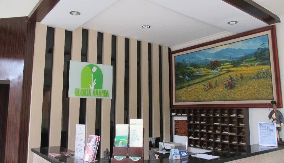 Gloria Amanda Hotel Yogyakarta - Front Office