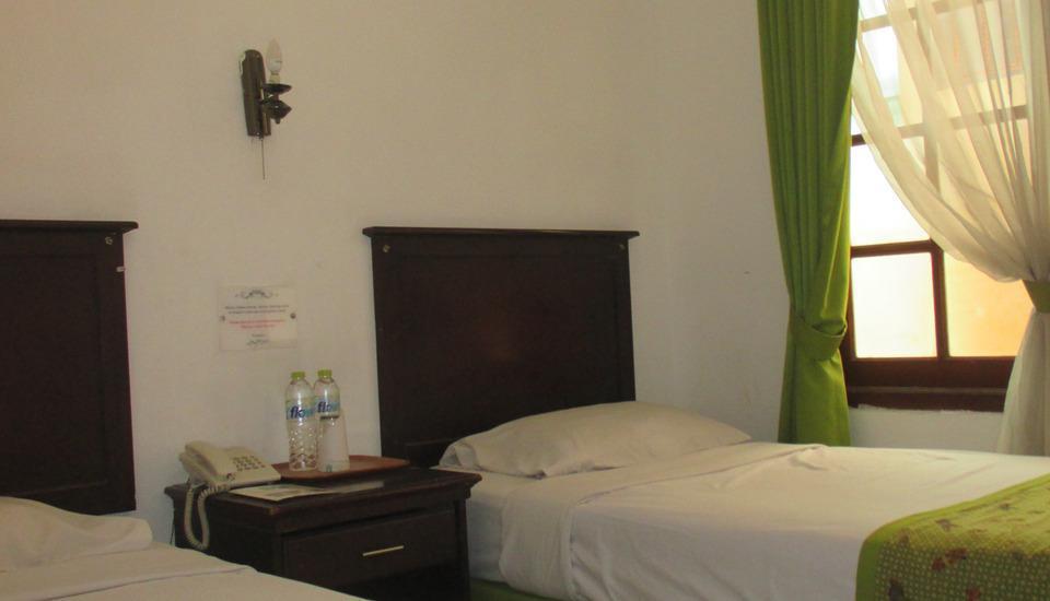 Gloria Amanda Hotel Yogyakarta - kamar superior twin
