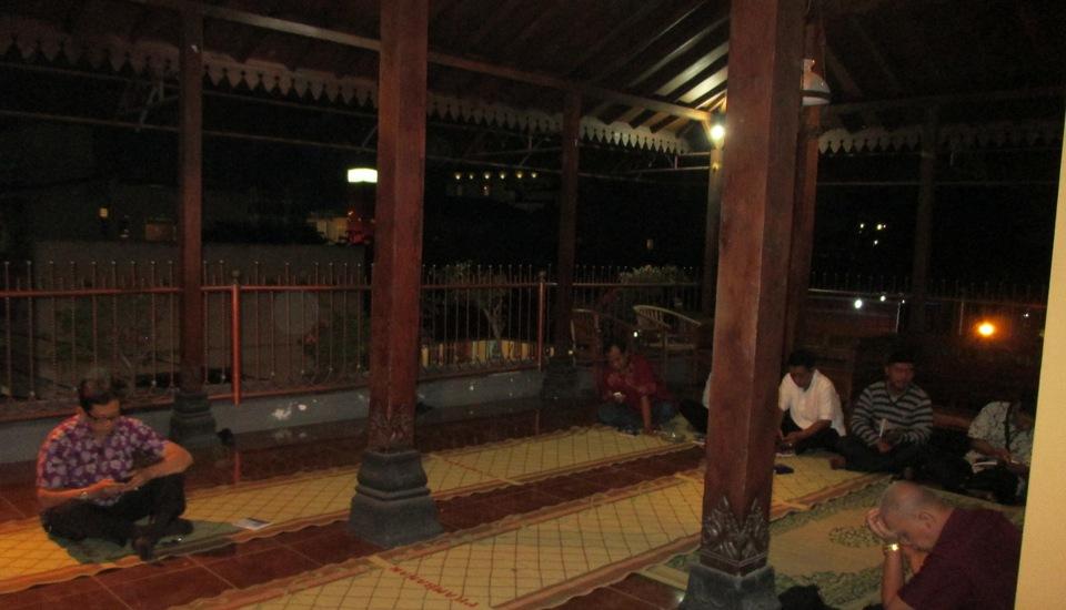 Gloria Amanda Hotel Yogyakarta - acara