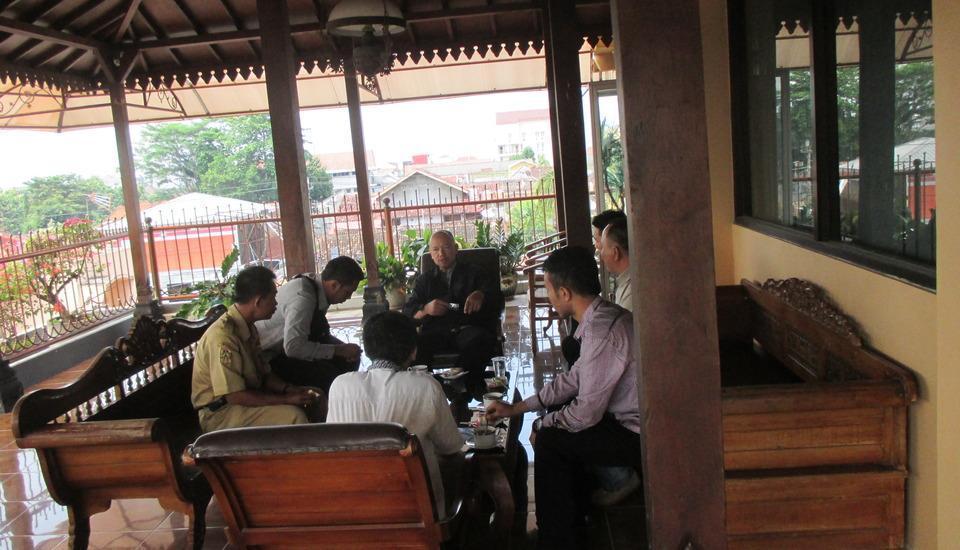 Gloria Amanda Hotel Yogyakarta - rapat