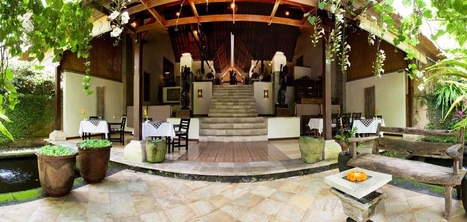 Barong Resort and Spa Bali - Lobi