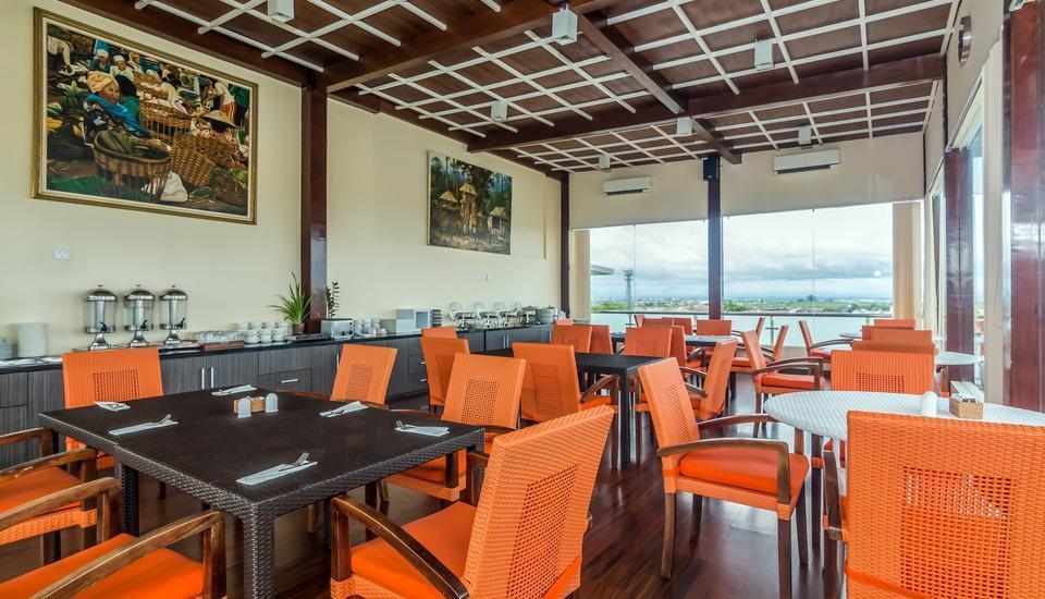 ZenRooms Jimbaran Udayana Bali - Restoran