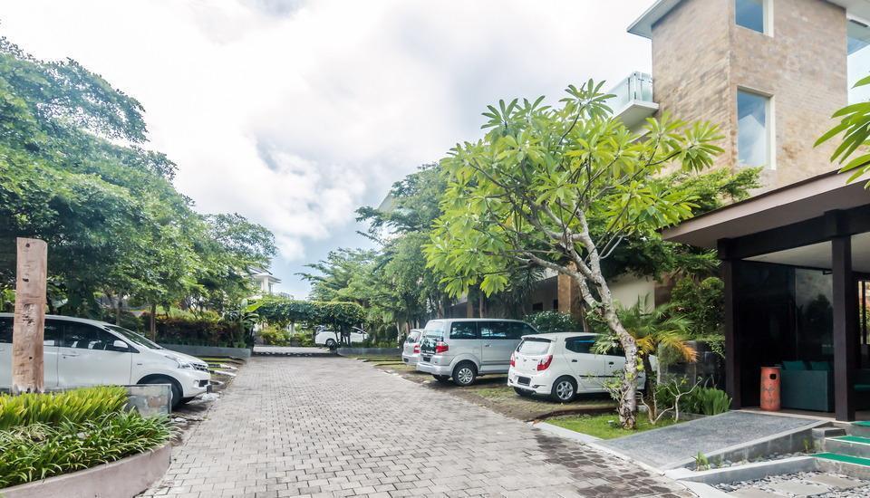 ZenRooms Jimbaran Udayana Bali - Eksterior