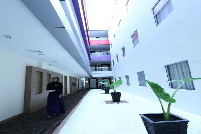 Cititel Hotel Pekanbaru - Interior