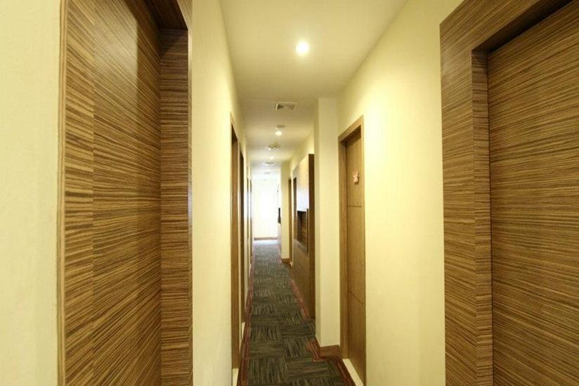 Cititel Hotel Pekanbaru - Koridor