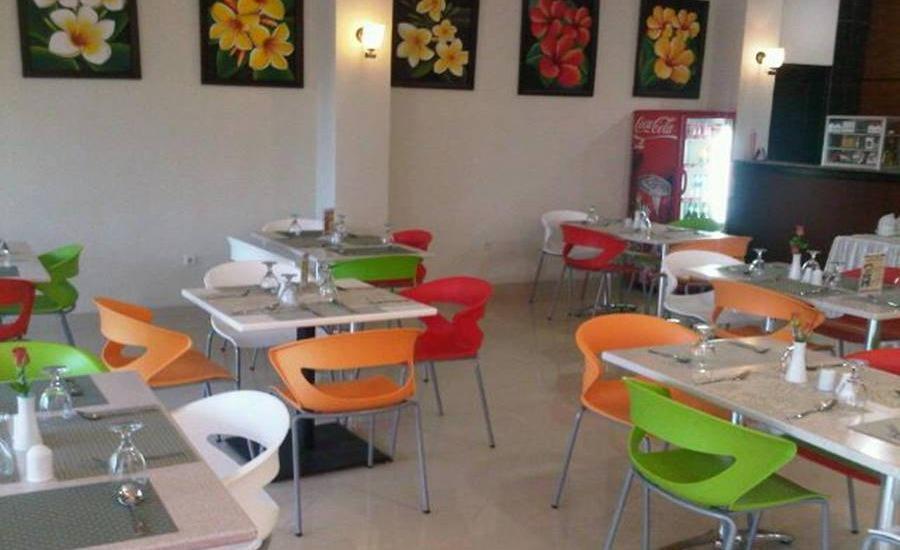 Hotel Pacific Ambon Ambon - Ruang makan