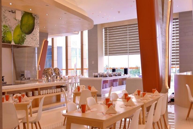 Hotel HARRIS  Bekasi - Ruang Makan